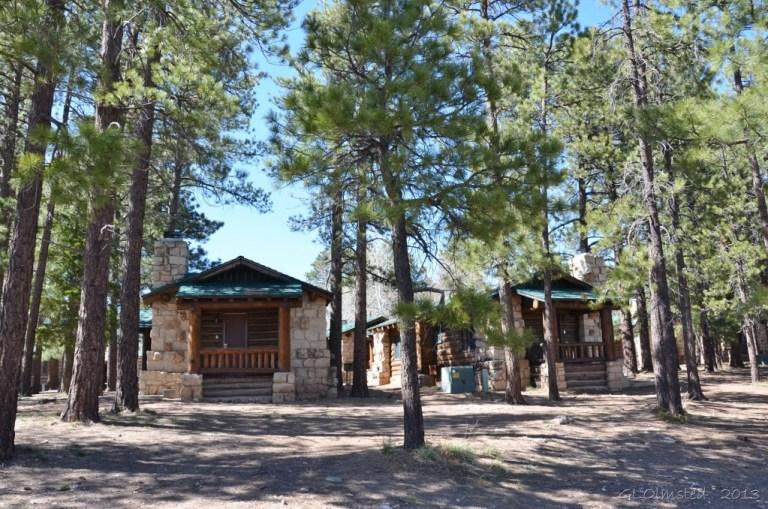 Delux cabins NR GRCA NP AZ