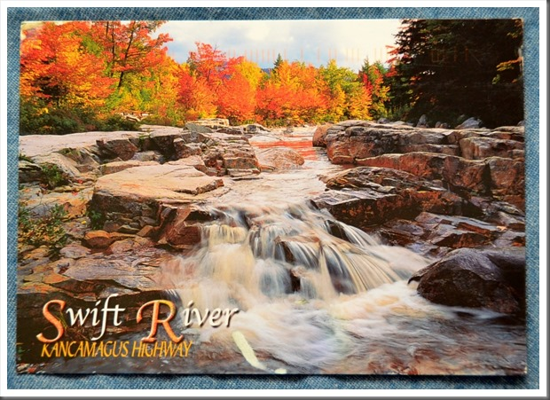 Post card from New Hampshire