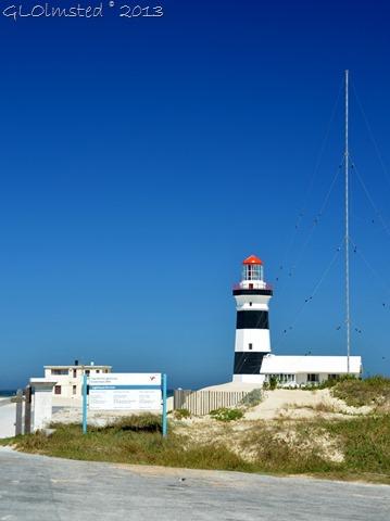 Cape Recife Lighthouse Port Elizabeth South Africa