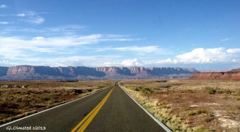 Vermilion & Echo Cliffs SR89A North Arizona
