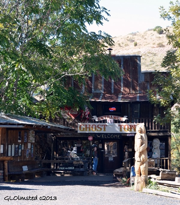 Ghost Town store Jerome Arizona