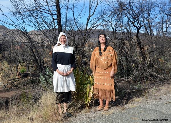 Dawn & Crystal from United Way Yarnell Arizona