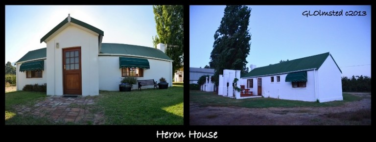 Heron House Rhodene Farm Ceres South Africa