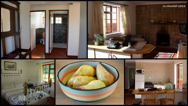 Inside Heron House Rhodene Farm Ceres South Africa
