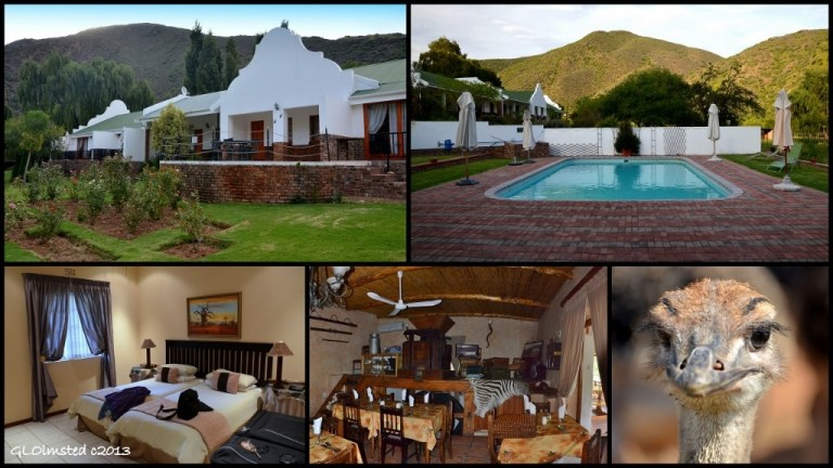 Old Mill Lodge Outdshoorn South Africa