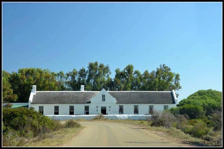 Gelbek Visitors Center West Coast National Park Langebaan South Africa