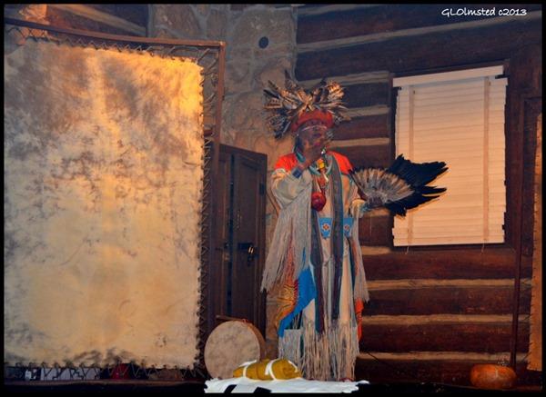 Havasupai Uqualla Native American Heritage Days North Rim Grand Canyon National Park Arizona