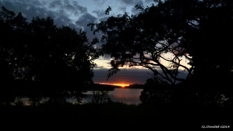 Sunrise Hans Merensky Dam Tzaneen South Africa