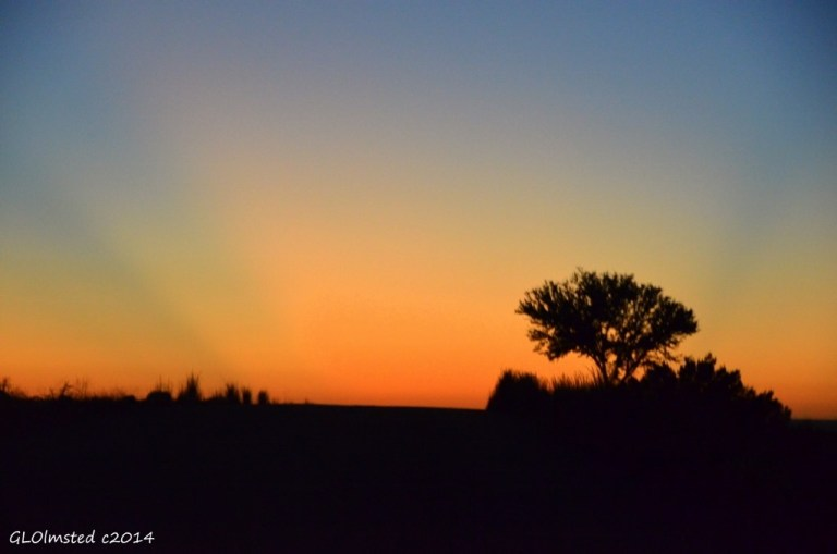 Sunrise Karoo National Park South Africa