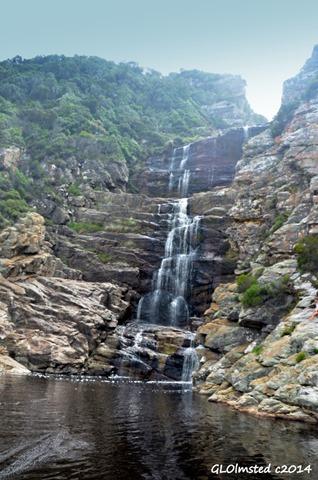 Waterfall Tsitsikamma National Park South Africa