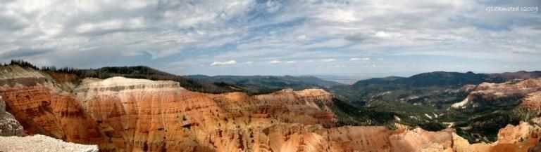 Amphitheater Cedar Breaks National Monument Utah