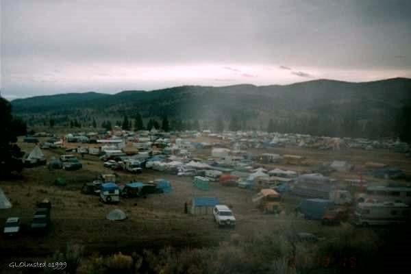Barter Fair Okanogan Washington