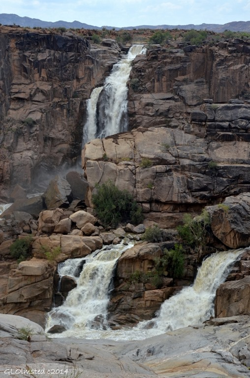 04 DSC_9169 Twin Falls from Arrow Pt Dassie Nature Trail Augrabies Falls NP SA g (678x1024)