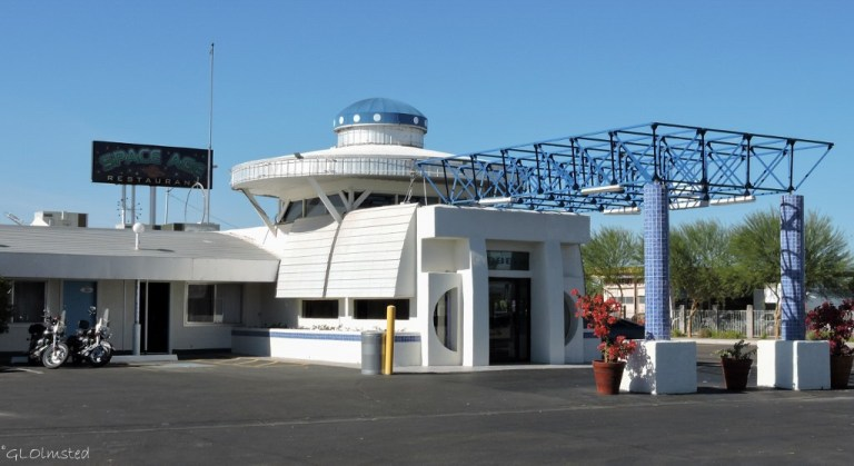 Space Age Lodge & Restaurant Gila Bend Arizona