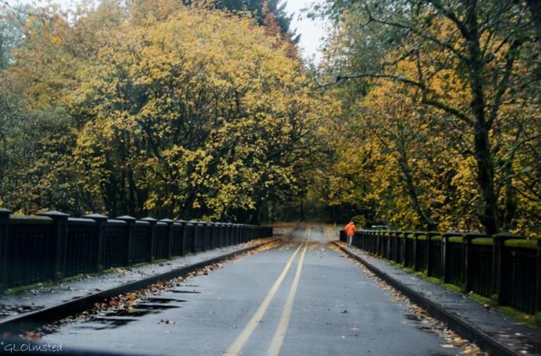 Historic Columbia River Gorge Scenic Highway Oregon