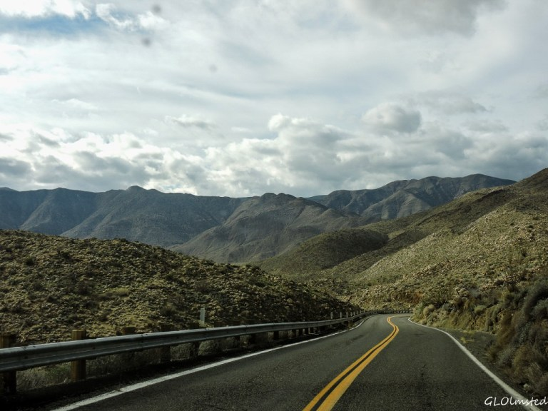 CA78 Anza-Borrego Desert State Park California