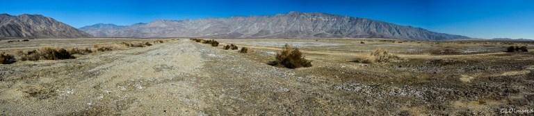 Clark Dry Lake Anza-Borrego Desert State Park California