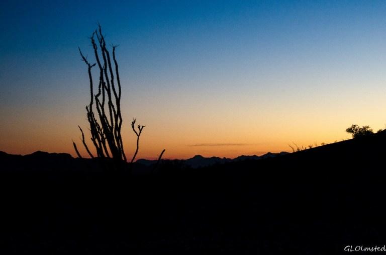 Sunrise Dome Rock Quartzsite Arizona