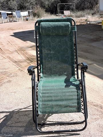 New chair Yarnell AZ