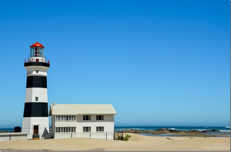 Cape Recife Lighthouse Port Elizabeth South Africa