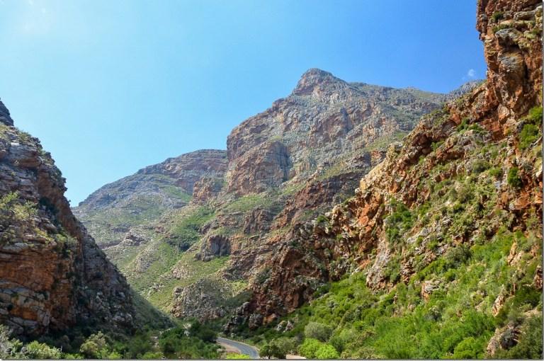 Swartberg Meiringspoort South Africa