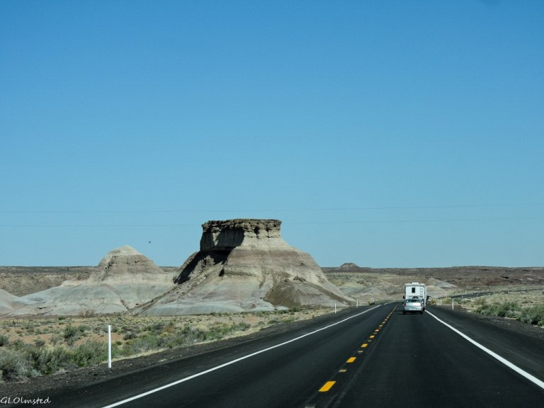 SR89 Painted Desert Arizona