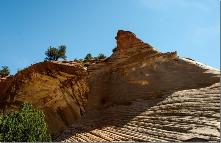 Navajo sandstone Kanab Utah