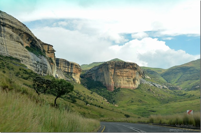 Golden Gate Highlands National Park South Africa