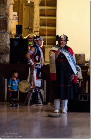 Miss Hopi Heritage Days North Rim Grand Canyon National Park Arizona