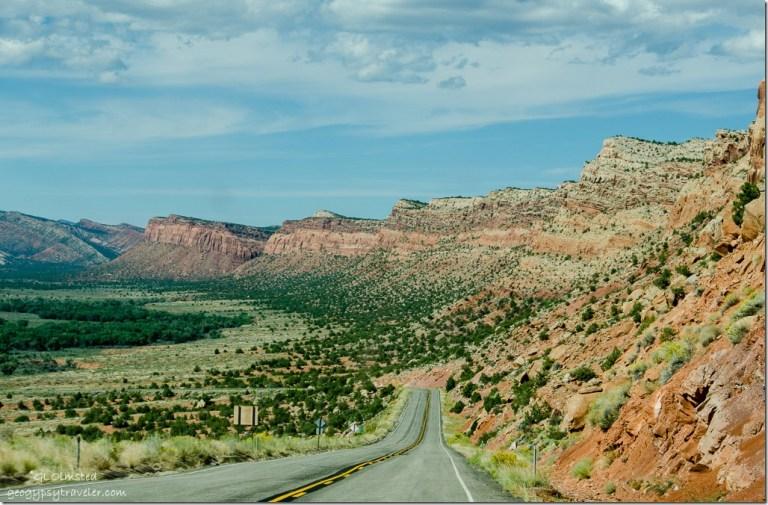 Comb Ridge Utah