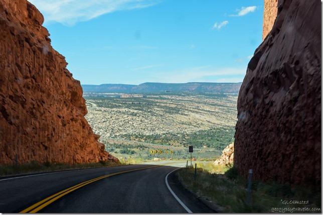 Dugway to Comb Wash & Elk Ridge Utah