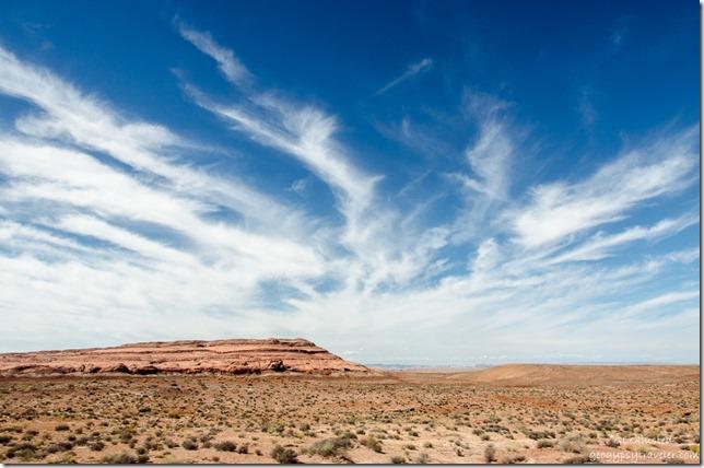 San Rafael desert Utah