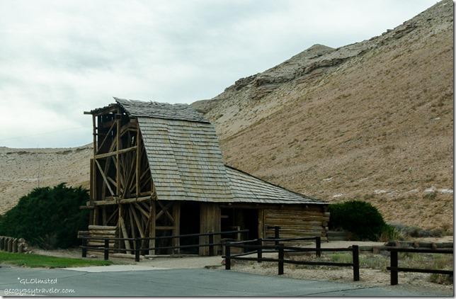 Wolverton Mill Hanksville Utah
