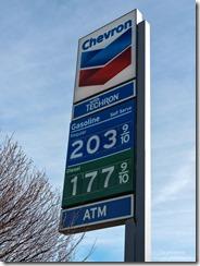 Fuel prices Hurricane Utah