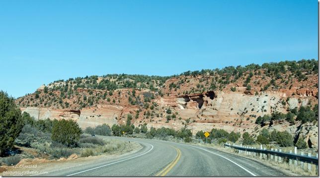 SR89 north Kanab Utah