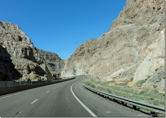 I15 Virgin River Gorge Arizona
