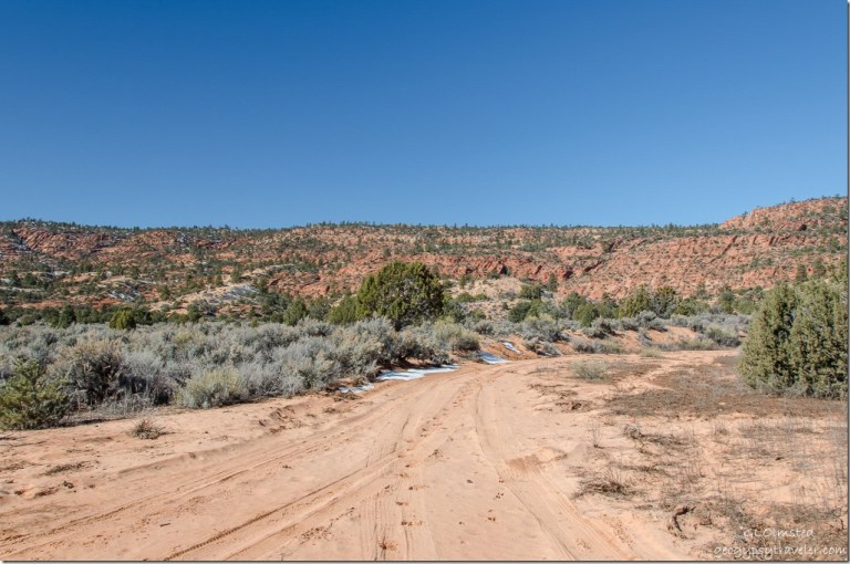 Dry wash BLM11 Utah