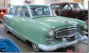 1954 Nash Super Ambassador