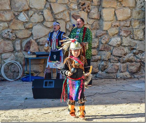 Native American Heritage Days North Rim Grand Canyon National Park Arizona