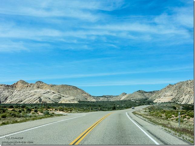 SR18 North St George Utah