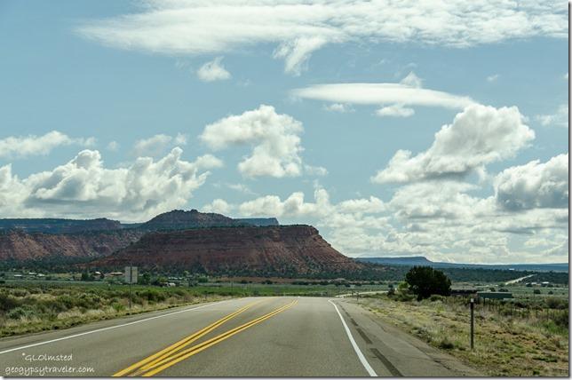 Vermilion Cliffs SR89 East Utah