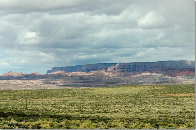 Cliffs S of SR89 Arizona