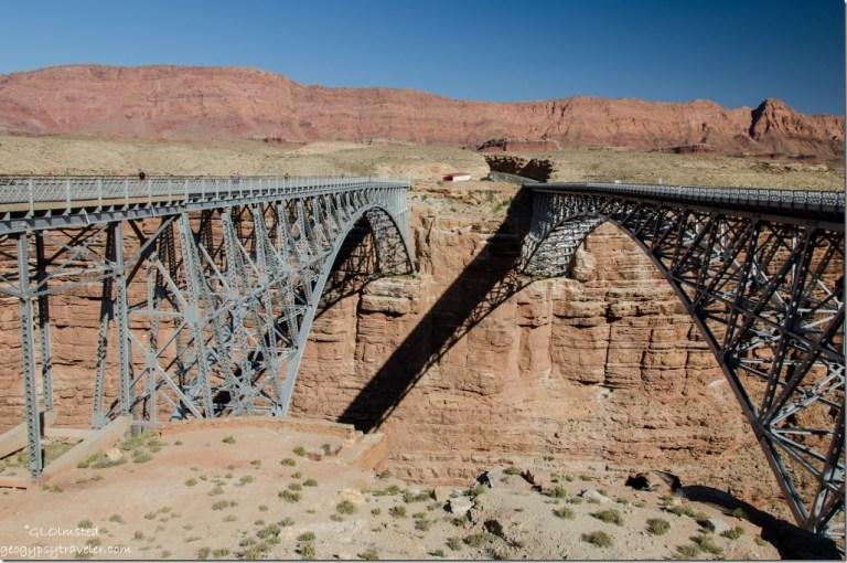 Navajo Bridges Marble Canyon Arizona