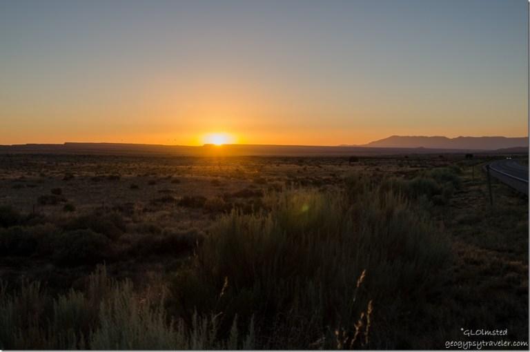 Sunset SR389 Arizona
