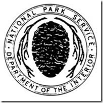 National Park Service logo pre-1952