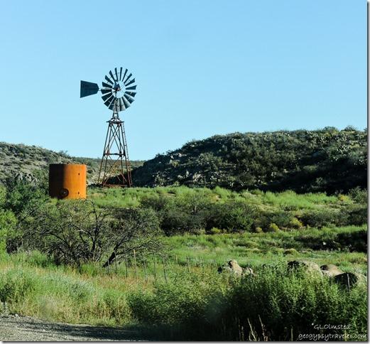 Windmill Kirkland Road Kirkland Arizona