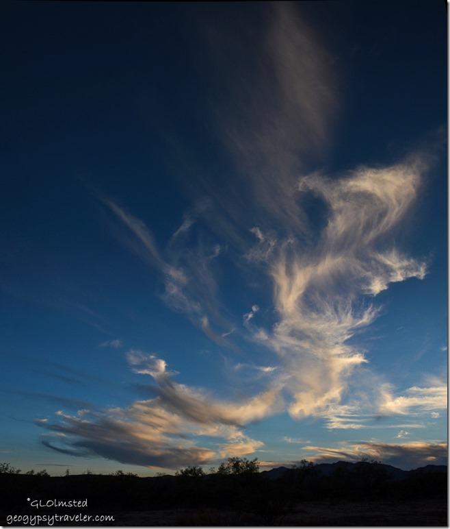 Sunset Kirkland Arizona
