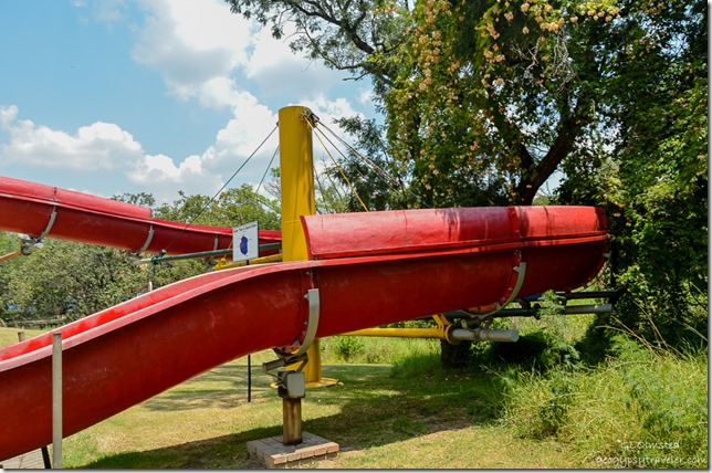 The slides Forever Resort Badplaas South Africa