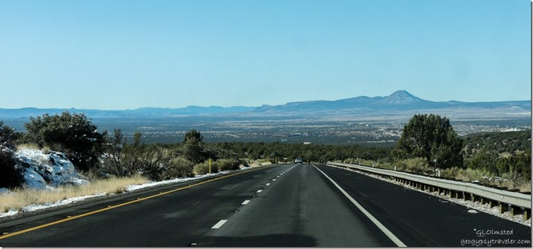 Valley I40 West Arizona