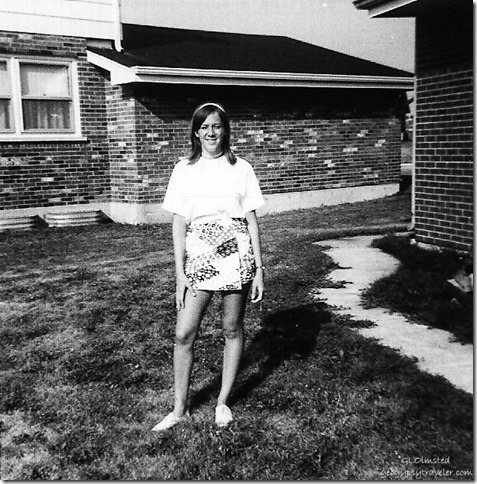 Gaelyn Downers Grove Illinois 1970